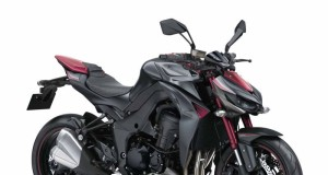 "Kawasaki Z1000 2016 ""Sugomi"" Design"