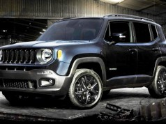 Jeep Renegade 'Dawn of Justice' Special Edition