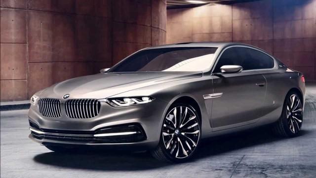 New 2016 BMW 8-Series Concept