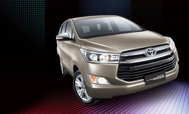Toyota All New Innova Q 2016