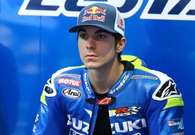 Maverick Vinales- Suzuki Racing