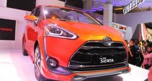 Toyota Sienta di IIMS 2016