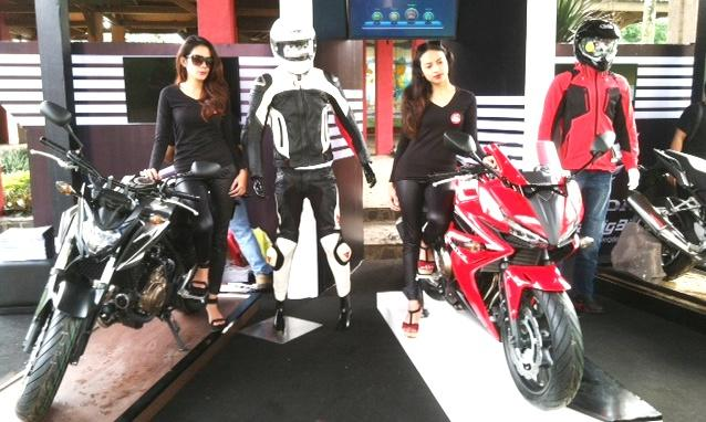 CBR Seri 500 cc