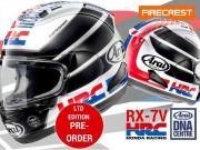 Arai RX-7V HRC Limited Edition