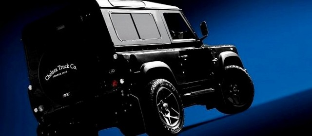 Land Rover Khan Design