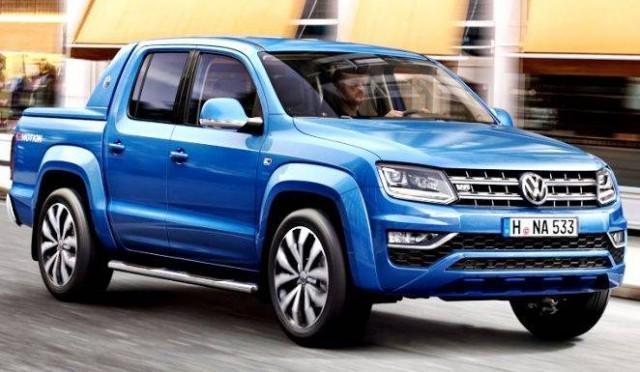 Volkswagen Amarok facelift