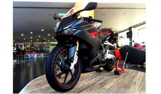 All New Honda CBR250RR