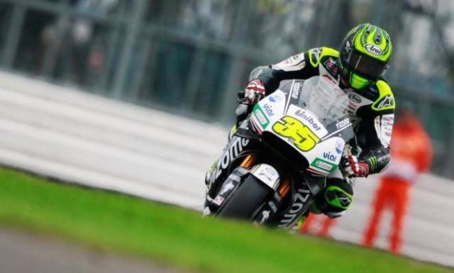 Cal Crutchlow Pembalap LCR Honda