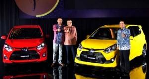 Toyota Resmi Luncurkan New Agya