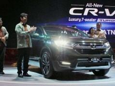 All New CR-V Turbo -