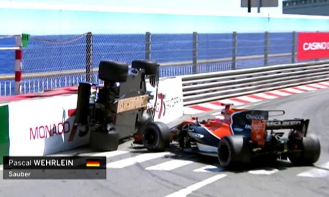 Wehrlein GP Monako