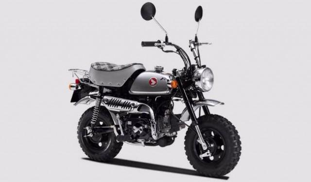 Honda Monkey 50th Special