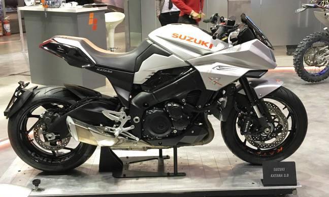 Suzuki Katana Indonesia