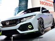 Prototipe All New Honda Civic Hatchback