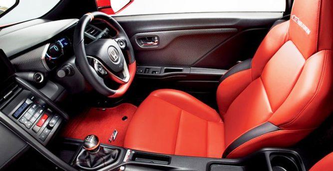 Honda S660 Mugen RA Interior