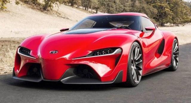 Toyota Supra 2018 >> All New Toyota Supra Mengaspal 2018 Otobandung