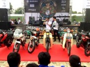 Indonesia Motorcycle History 2017